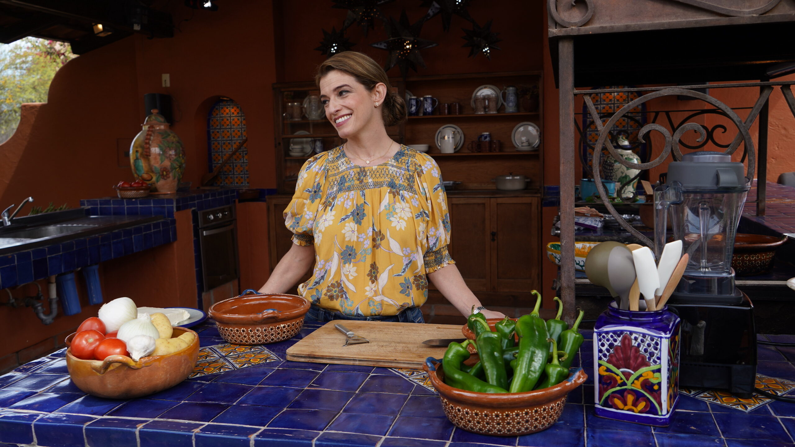Times of Israel: TV chef brings Mexican latkes and jalapeno matzah ball soup north of border