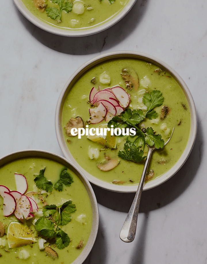 Pati's article on pozole for Epicurious