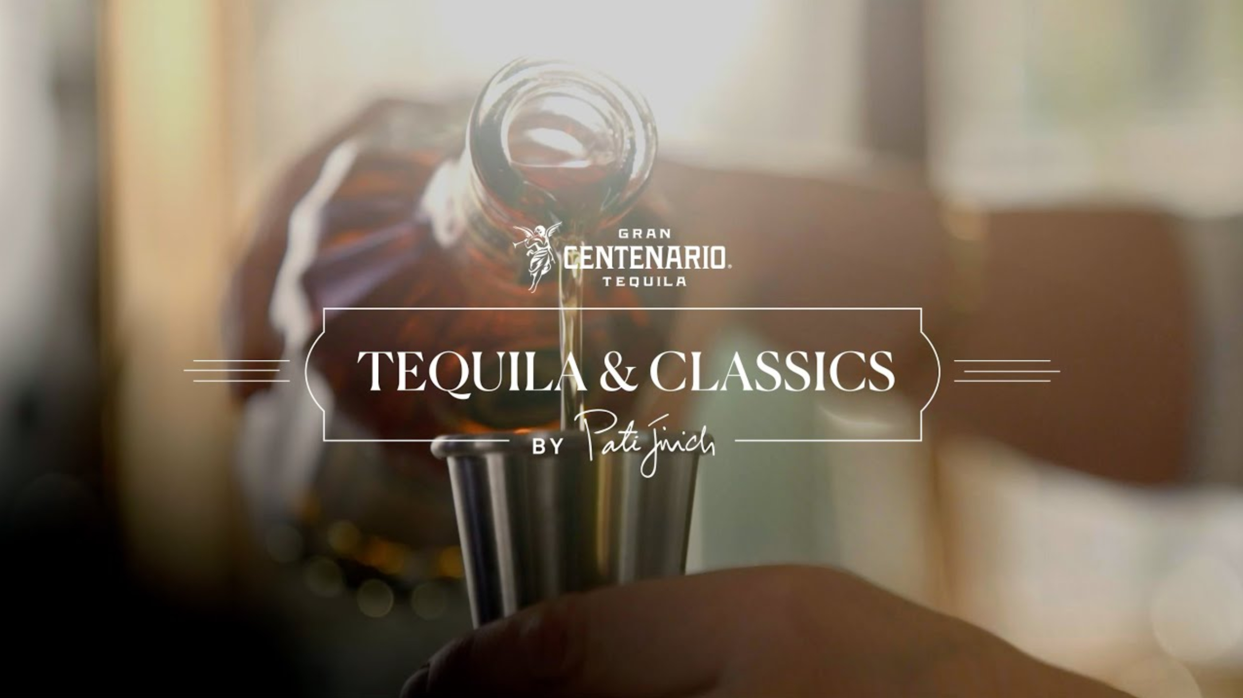 Tequila & Classics Episode 1 Tangerine Chile Gran Paloma and Chipotle Shrimp
