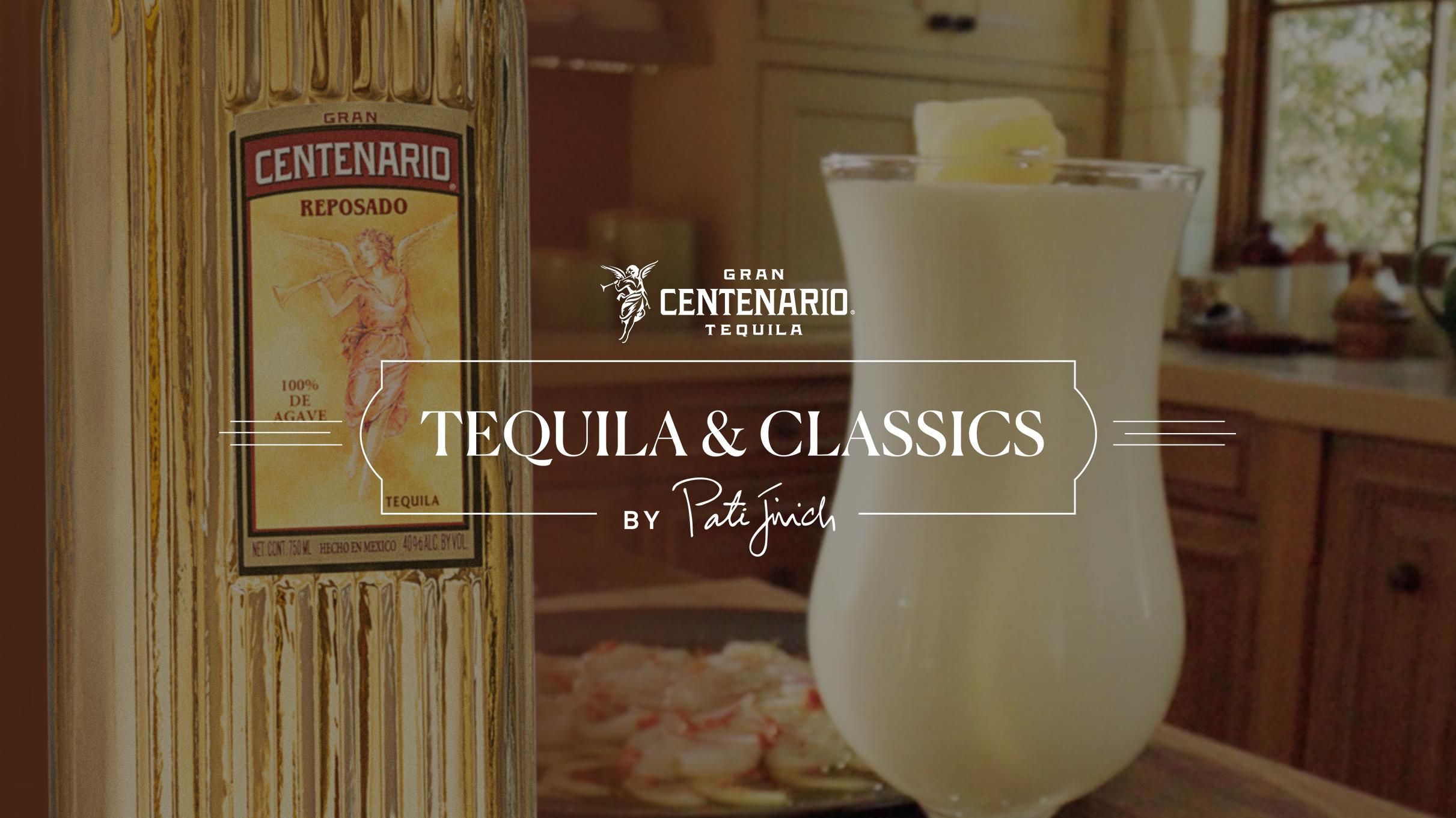 Tequila & Classics Episode 4 - Piña Colada + Aguachile